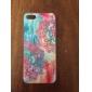 capinha capa dura belo padrão de flor mandala para iphone 5c