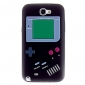 Game Boy Painting Pattern Hard Back Case Cover for Samsung Galaxy Note2 N7100