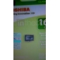Toshiba 16GB Class 10 UHS-1 Micro SDHC Memory Card 40MB/S