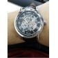 男女兼用 PU アナログ 機械式 ファッショナブル 腕時計(多色)