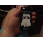 Grumpy Cat Pattern Hard Case for iPhone 5/5S