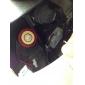 Комплект дистанционного управления охранной сигнализации мотоцикл защиты от кражи DC12V черный