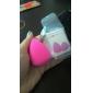 1 pçs Microfiber Sponge Gota Forma Pó Creme Liquido