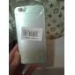 Pour Coque iPhone 6 Coques iPhone 6 Plus Plaqué Coque Coque Arrière Coque Couleur Pleine Dur Polycarbonate pouriPhone 6s Plus/6 Plus