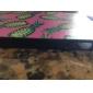 étui rigide fond ananas motif rose pour iPhone 5 / 5s