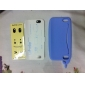 Pour Coque iPhone 5 Antichoc Coque Coque Arrière Coque Dessin Animé 3D Flexible Silicone pour iPhone SE/5s/5