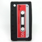 Magnetic Tape Pattern Soft TPU Case for iPhone 3G and 3GS (Assorted Colors)
