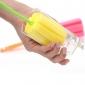 губка сплошной цвет классический дизайн чашки кисти (ассорти цветов)