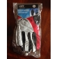 K2 Red+Black+Gray Nylon Comfortable/Breathable Full-finger Gloves for Cycling/Mountain Climbing
