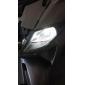 h7 30w 6xosram 450-550lm 6000К холодный белый свет Светодиодные лампы для автомобиля (10-24V, 2 шт)