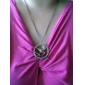 Necklace Pendant Necklaces Jewelry Wedding / Party / Daily / Casual Fashion Alloy / Leather Gold / Coppery 1pc Gift