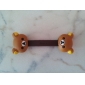 Bear Pattern Cable Winder