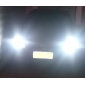 Bombilla LED para Lateral de Coche T10 1.5W Blanca (DC 12V)
