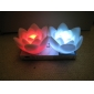 USD $ 1,76 – Lotus-förmiges buntes LED-Nachtlicht (3xAG13)