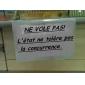 Hommes Montre de Poche Quartz Alliage Bande rétro Argent