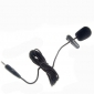 3.5mm Clip-on Microphone for Meeting and Computer Chat