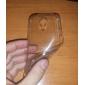 ultra-mince de 0,3 mm TPU étui souple pour Samsung Galaxy i9500 s4 (couleurs assorties)