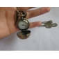 Женские Модные часы Кварцевый сплав Группа Винтаж Бронза
