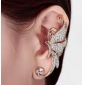 Earring Ear Cuffs Jewelry Women Wedding / Party / Daily / Casual Alloy / Zircon