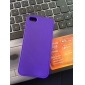 Solid Color Soft Case for iPhone 5/5S (Assorted Colors)