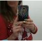 Stjärnor Mönster Mjuk väska för Samsung Galaxy S2 i9100