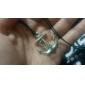 Ожерелье Ожерелья с подвесками Бижутерия Повседневные Спорт Новогодние подарки Others Уникальный дизайн Мода Нержавеющая сталь Мужчины 1шт