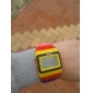 Women's Watch Sports Digital Colorful Block Brick Style