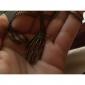 Feminino Colares com Pendentes Colares Vintage Colares Declaração Caveira Liga Moda Jóias da indicação Personalizado Jóias Para Diário