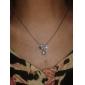 Femme Pendentif de collier Collier de perles Perle Alliage Mode bijoux de fantaisie Bijoux Pour Quotidien