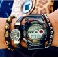 Fashionable Ball Shape Hematite Bracelet