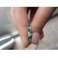 Women's Sweet Retro Emerald Ring R598