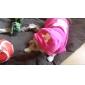 Cães Camisola com Capuz Preto / Rosa Roupas para Cães Inverno / Primavera/Outono Desenhos Animados Fofo / Mantenha Quente
