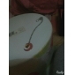 Necklace Pendant Necklaces Jewelry Daily Casual Fashion Initial Jewelry Alloy Women 1pc Gift Silver