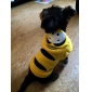 Собаки Костюмы / Толстовки / Инвентарь / Банданы и шляпы Желтый Одежда для собак Весна/осень Вышивка Косплей / Хэллоуин