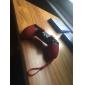 Nouveau cas de protection en silicone de conception avec la chaîne pour PS4 contrôleur