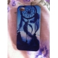 Blue Dream Catcher Pattern Hard Case for iPhone4/4S