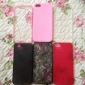 Solid Color Simple Transparent TPU Case for iPhone 5/5S (Assorted Colors)