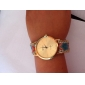 Women Big Circle Dial  National Hand Knitting Brand Luxury Lady Watch C&D-281 Cool Watches Unique Watches