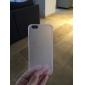 Para Capinha iPhone 6 / Capinha iPhone 6 Plus Ultra-Fina / Transparente Capinha Capa Traseira Capinha Cor Única Rígida PCiPhone 6s Plus/6