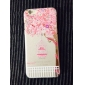 Para Capinha iPhone 6 / Capinha iPhone 6 Plus Estampada Capinha Capa Traseira Capinha Animal Rígida PC iPhone 6s Plus/6 Plus / iPhone 6s/6