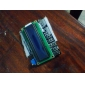 LCD 1602 Keypad Shield for Arduino White on Blue Screen Backlight