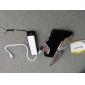 batería externa del banco portable de la energía universal para iphone 6.6 más / 5 / 5s / samsung s4 / s5 / Nota 2 (2600 mAh)