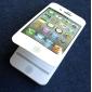 iphone 4s blanc motif autocollantes notes