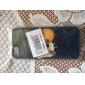 crème glacée et dur cas de motif de feu pour iphone 5/5 ans