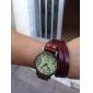 Женские Модные часы Часы-браслет Кварцевый PU Группа Богемные Черный Белый Синий Красный Коричневый Зеленый Желтый