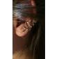 Earring Ear Cuffs Jewelry Women Party / Casual Alloy Gold / Silver