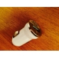 Mini USB Car Charger for iPhone 6 iPhone 6 Plus (White)
