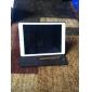 litchi rotation cuir PU avec film de protection, stylet et la prise de poussière pour ipad air 2