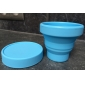 Candy Color Silicone 170ml Folding Cup (Random Color)
