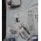 Arduino İçin Ultrasonik Modülü Hc-SR04 Mesafe Ölçüm Dönüştürücü Sensörü